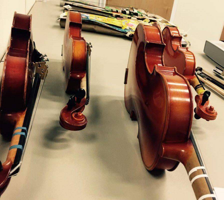 String Instruments | Community Music School Collegeville