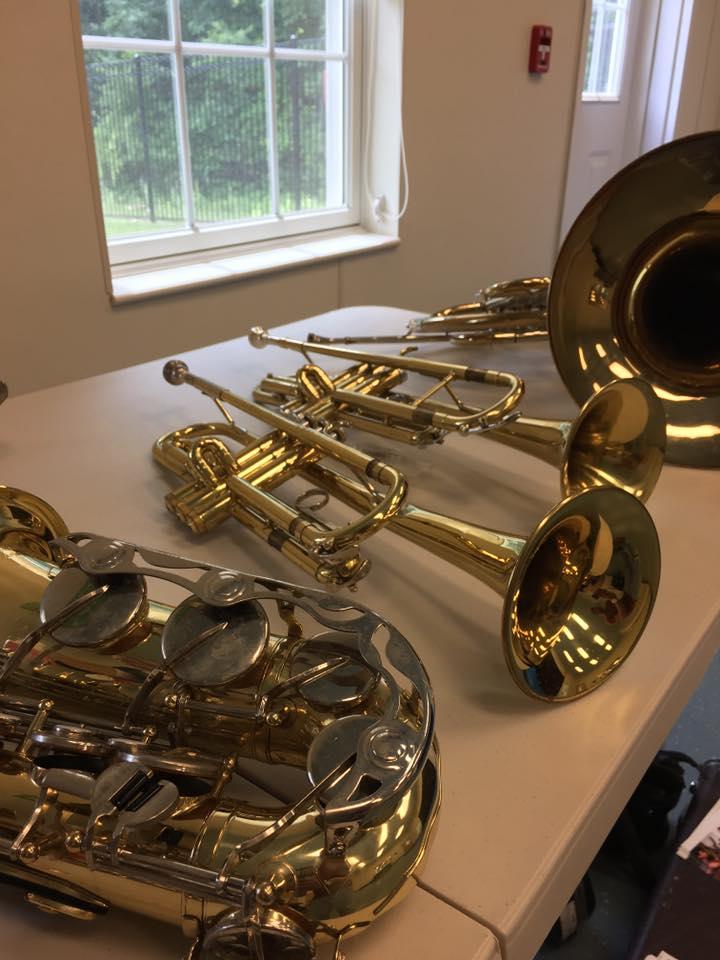 Brass Instruments | Community Music School Collegeville