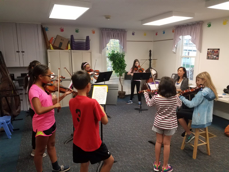 Music Summer Camps | Community Music School Collegeville