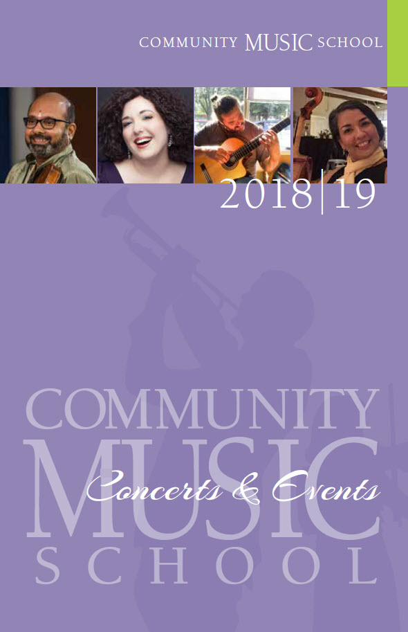 2018 2019 Concerts and Events