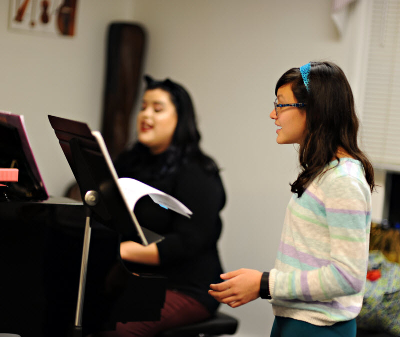 Voice Lessons | Community Music School Collegeville
