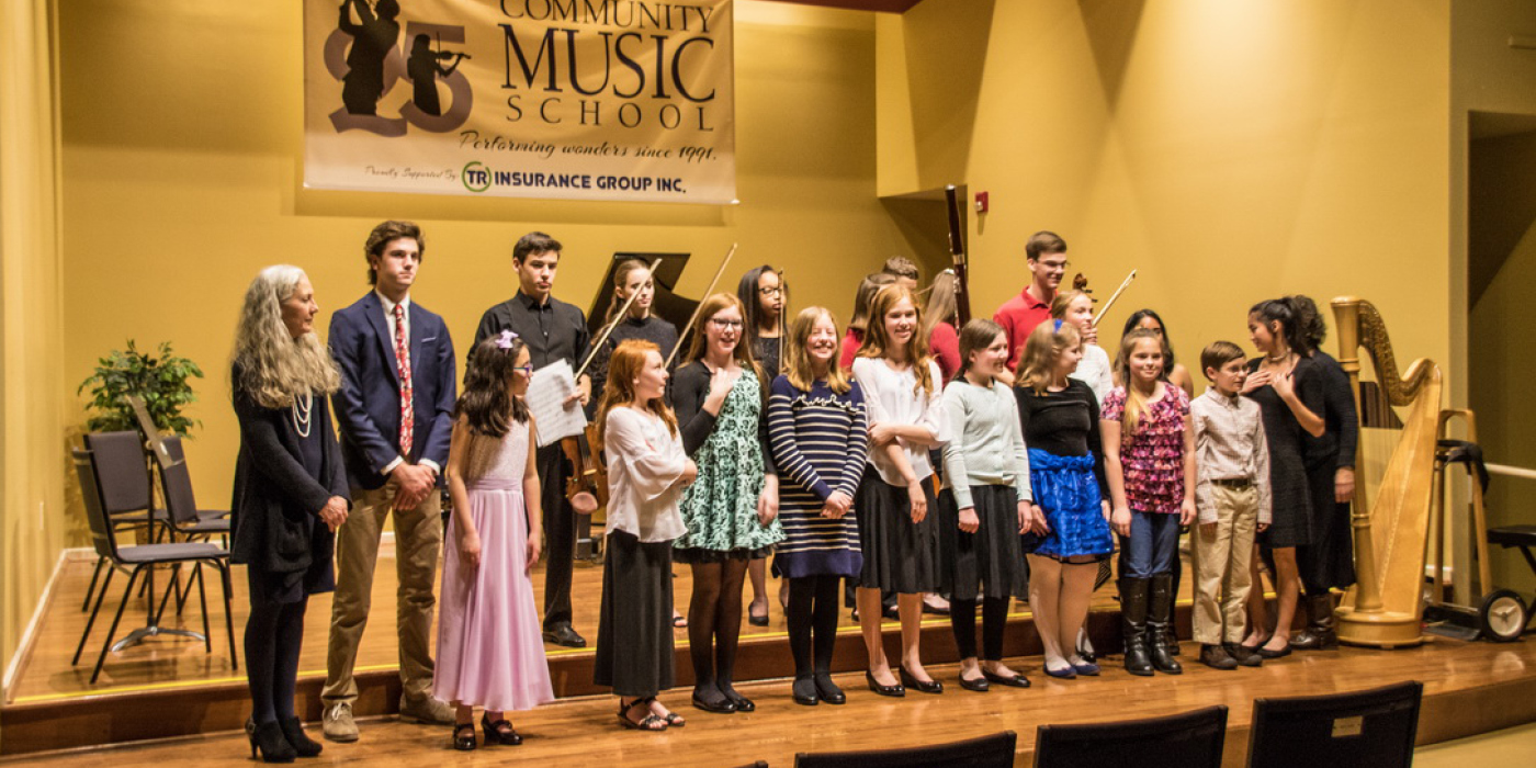 Community Music School Performance | Community Music School Collegeville