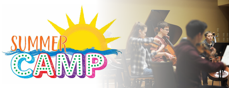 Summer Camp Programs | Community Music School Collegeville
