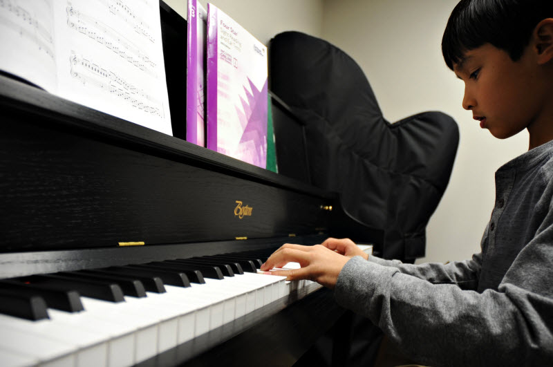 Piano Lesson | Community Music School Collegeville