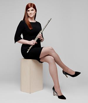 Jocelyn Crosby flute