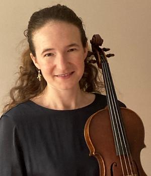 Melinda Rice violin & viola