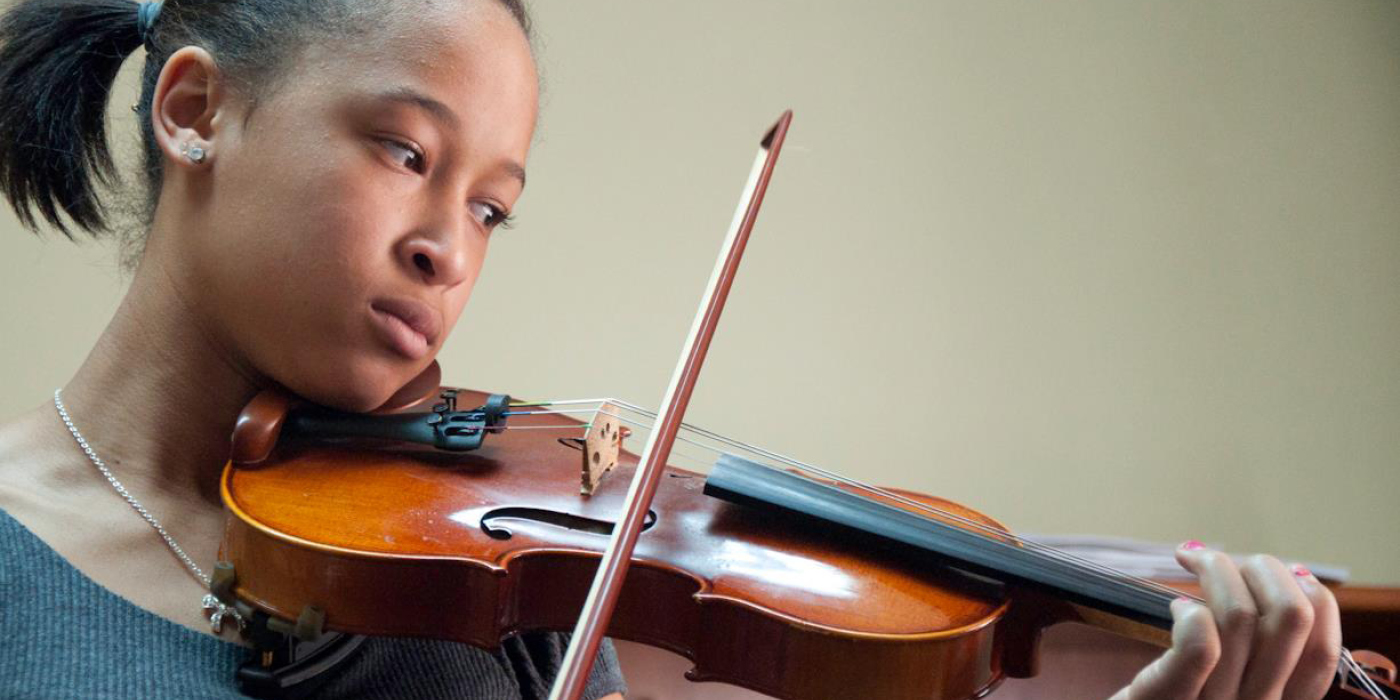 Individual Violin Lesson | Community Music School Collegeville
